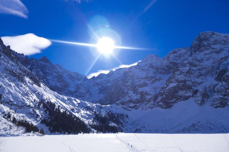 Zimowy kurs turystyki wysokogórskiej dla osób początkujących na Hali Gąsienicowej