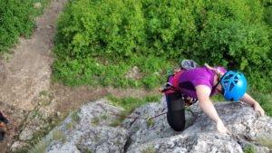 Kurs wspinaczki - Wspinaie na Turni z krokiem