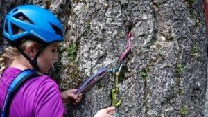 Kurs wspinaczki - jak poprawnie zakładać tricamy?