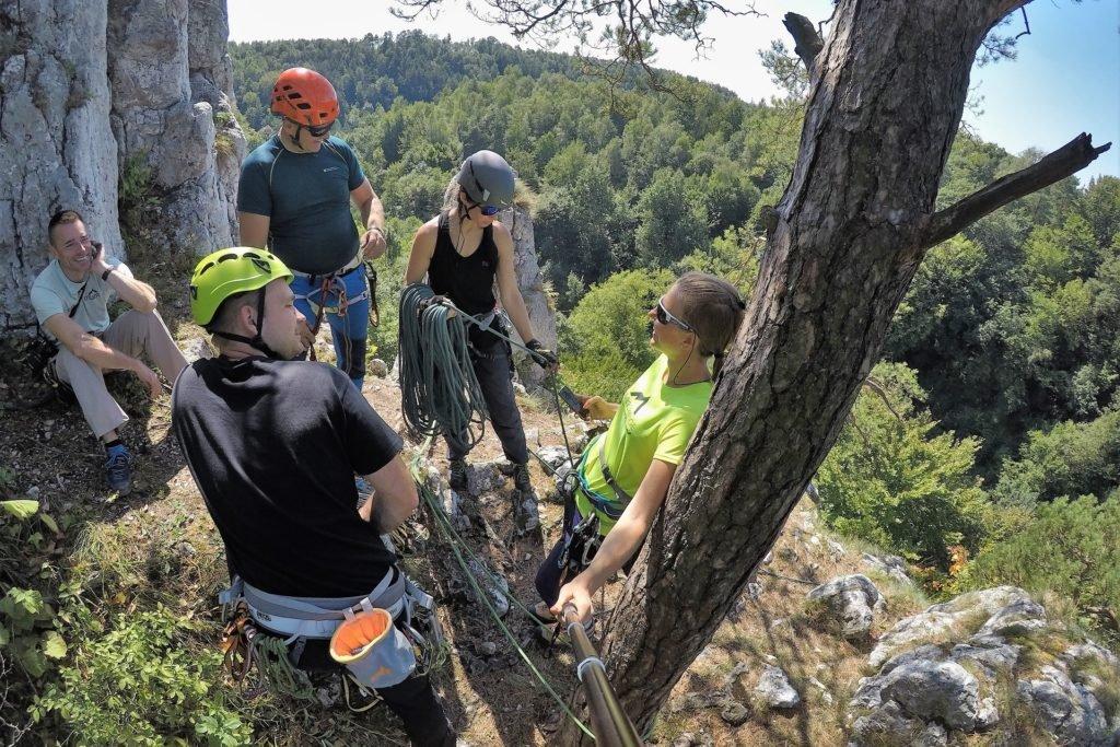 Climbing Day - nowe znajomości