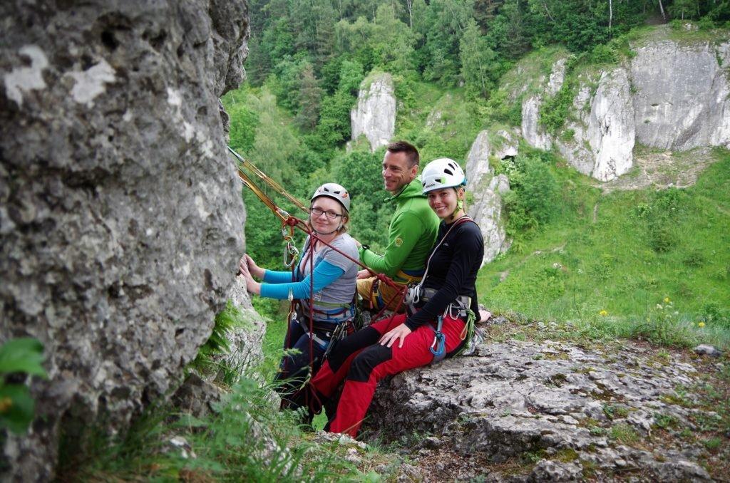 Profesjonalna opieka na Climbing Day