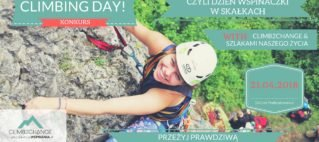Wygraj CLIMBING DAY z CLIMB2CHANGE