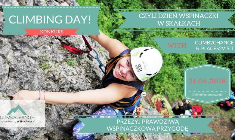 CLIMBNIG DAY WITH CLIMB2CHANGE I PLACES2VISIT