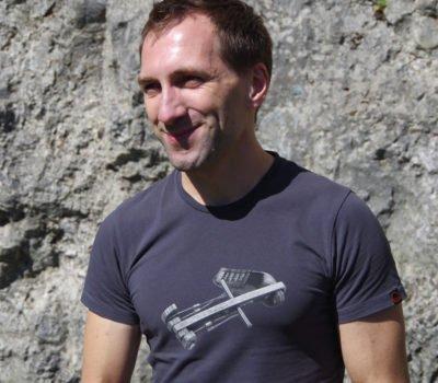 Mateusz Kopczyński - instruktor wspinaczki
