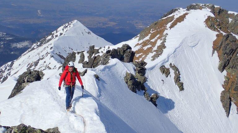 wspinaczka na Granatach