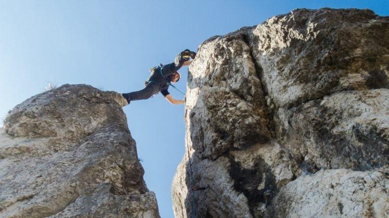 Naucz się wspinać w 4 dni - kurs skałkowy