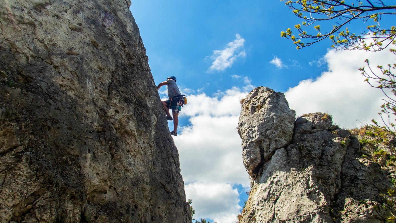 Kurs wspinaczki dla początkujacych